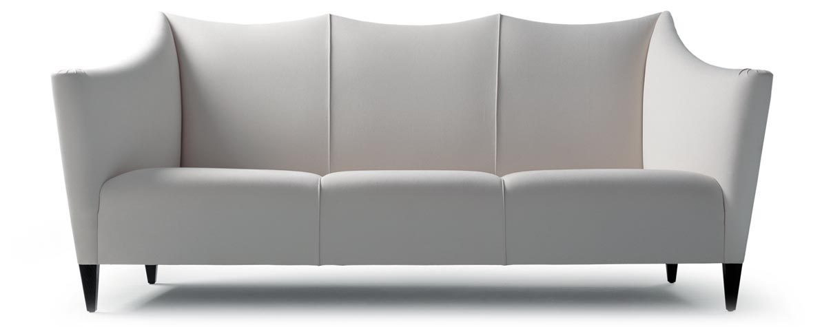 John hutton for bench full sail for Without back sofa